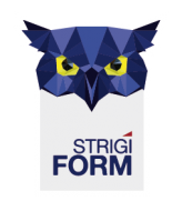 Strigi-Form